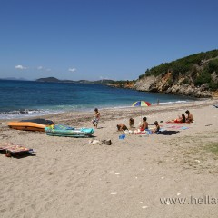 Sofas Beach, Perdika Thesprotia