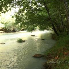 Avheron River, Gliki