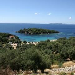 Agia Paraskevi Beach, Perdika Thesprotia