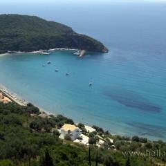 Arilas Beach, Perdika Thesprotia