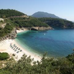 Mega Ntrafi Beach, Perdika Thesprotia